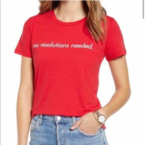 4 for $25 1901 | No Resolutions Tee